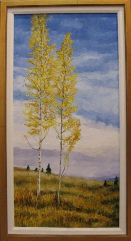 SOLD- Two Aspens
